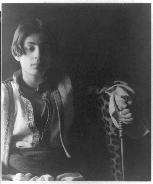 Khalil Gibran enfant