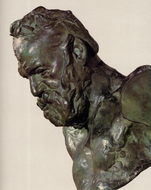 Victor Hugo par Rodin