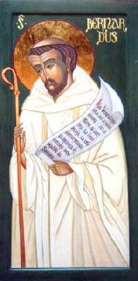 Saint Bernard.