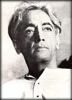 Jidhu Krishnamurti