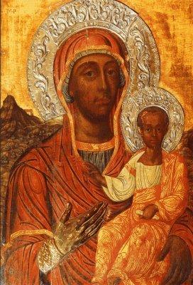 Vierge orthodoxe Odighitria