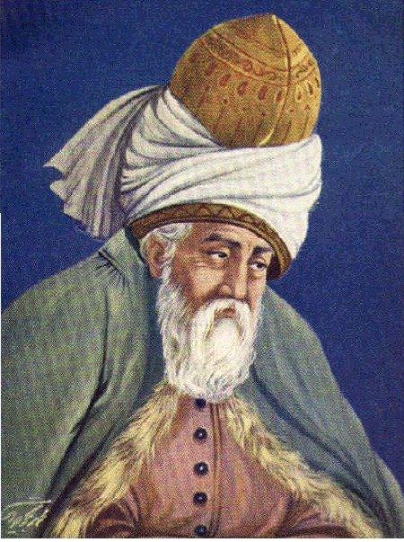 Jalal ud din Rumi (Mevlana) - Soufi