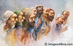 Soufisme-Derviches hurleur en Turquie-http://imagesofasia.com