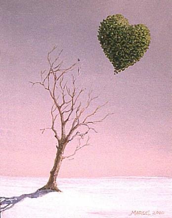 espérance arbre du vouloir