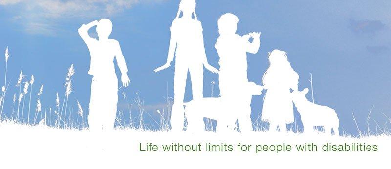 La vie sans limite pour l'humanité impuissante