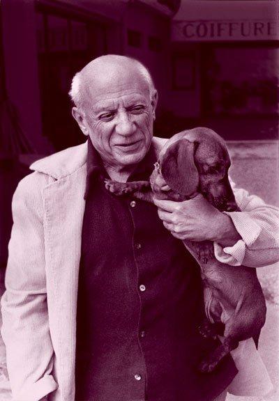 Picasso et Lump