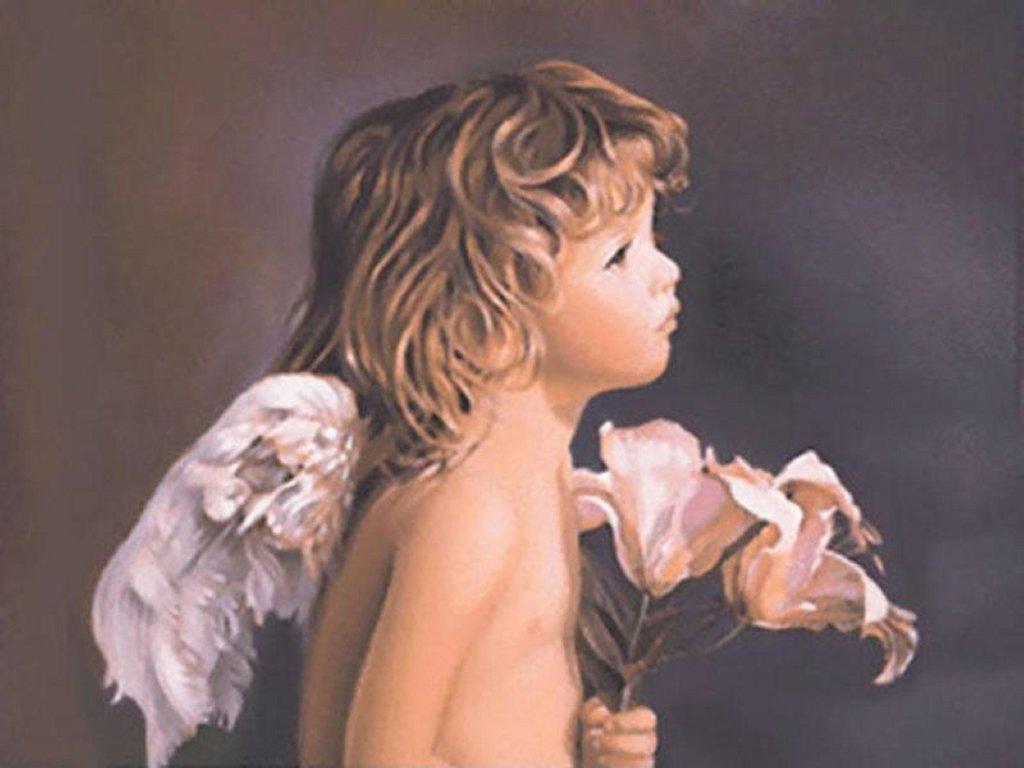 L'angelot, le petit ange