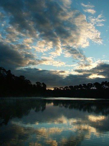 Le nuage étincelle