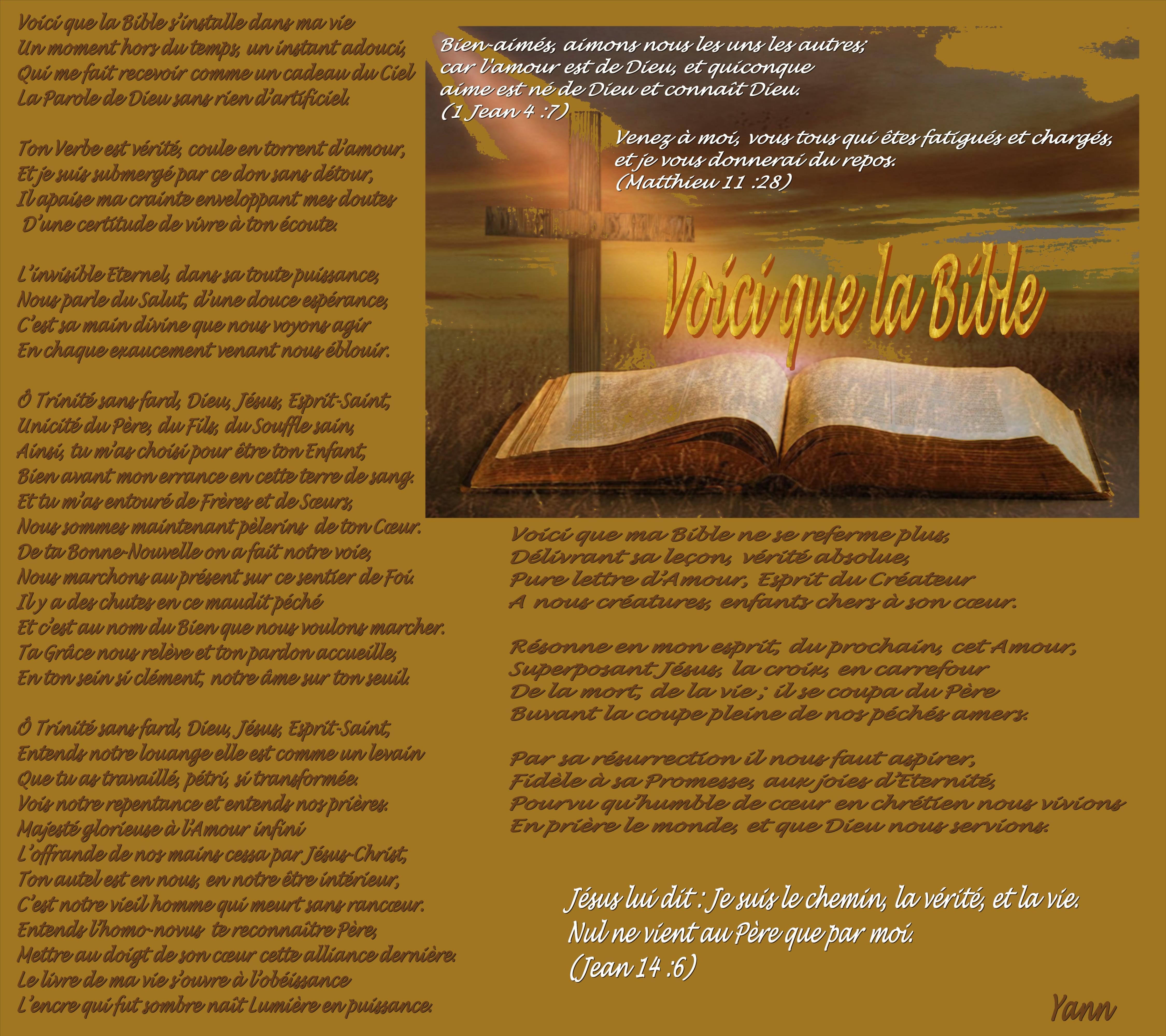 249-Voici que la Bible (PhotopoèmeSpirituel) choix3
